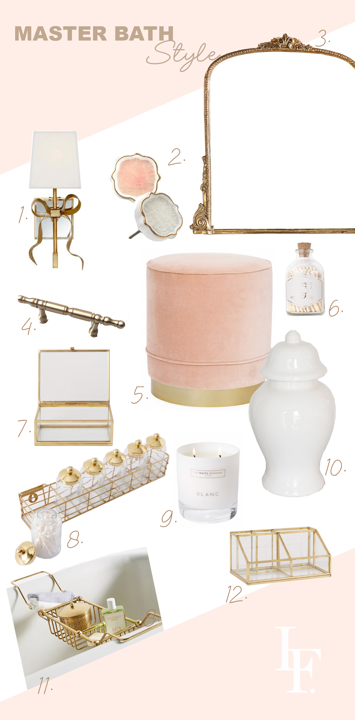 Spring home décor refresh featured by top San Francisco fashion blogger Lombard and Fifth