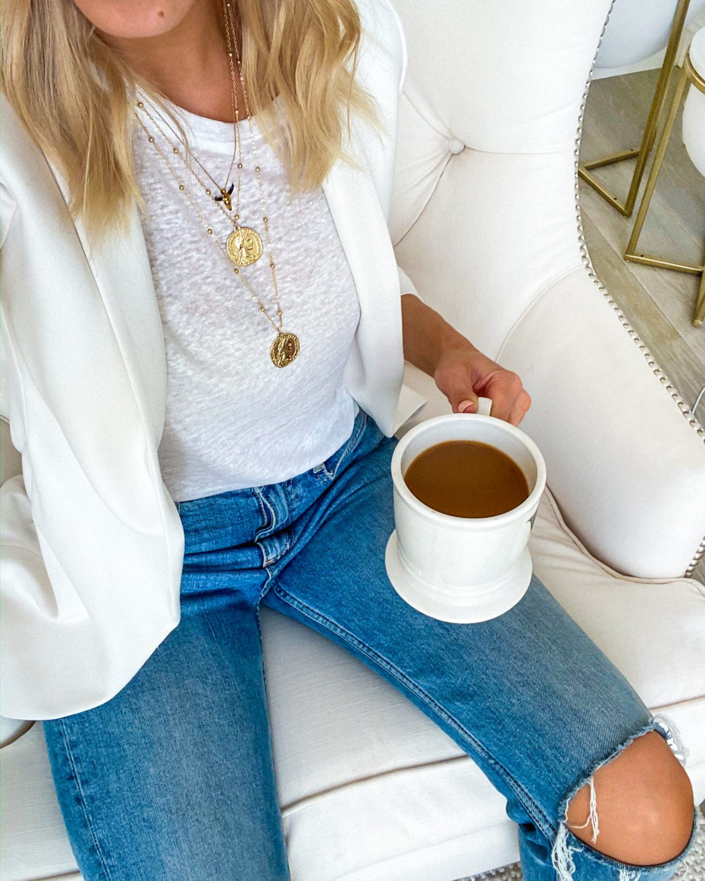 Five Ways to Get your Work from Home Vibe right, featured by top San Francisco fashion blogger Lombard and Fifth