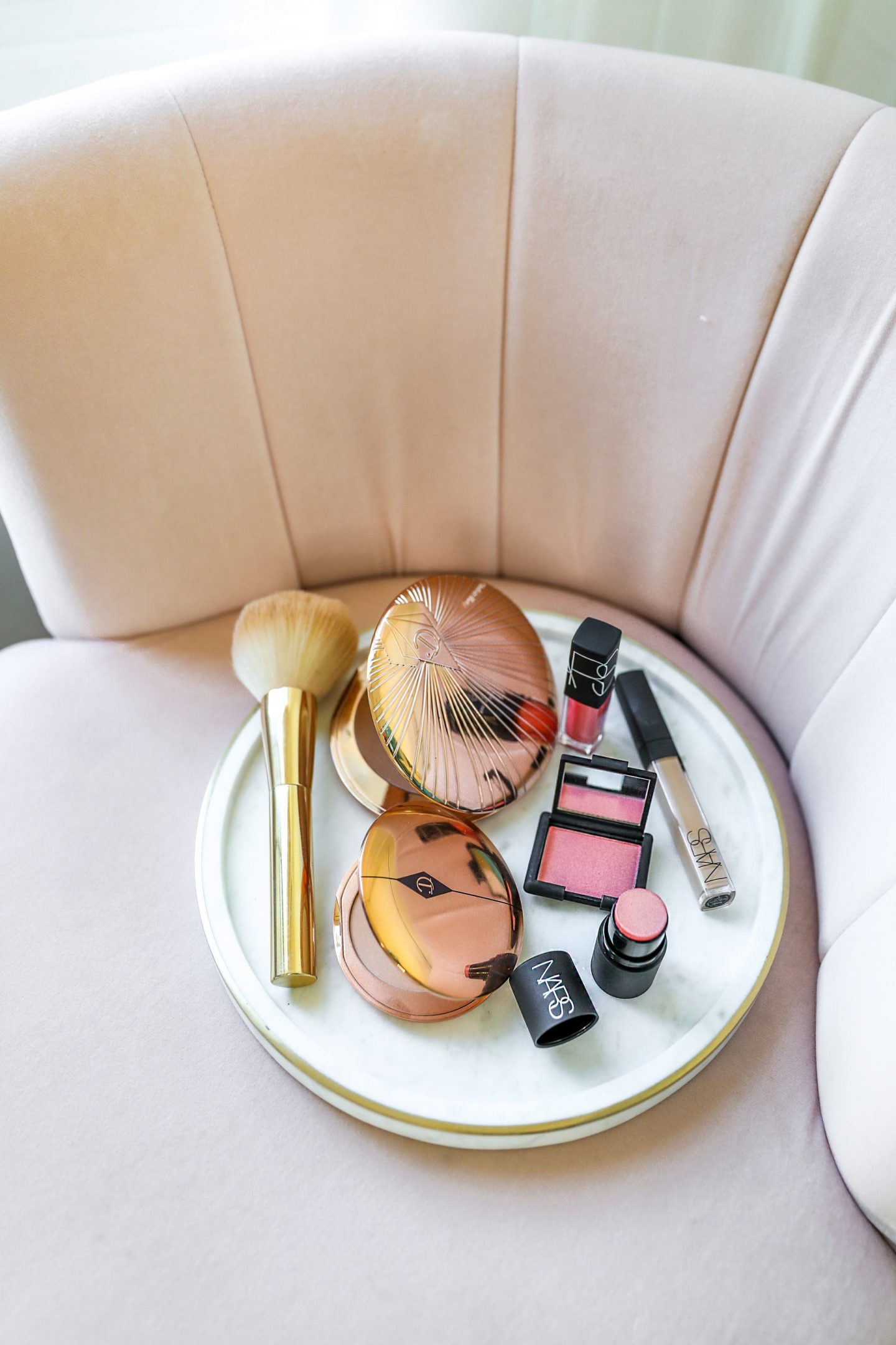 Nordstrom beauty, best make up sets for fall, NARS Charlotte Tilbury, by San Francisco fashion blogger Lombard & Fifth.