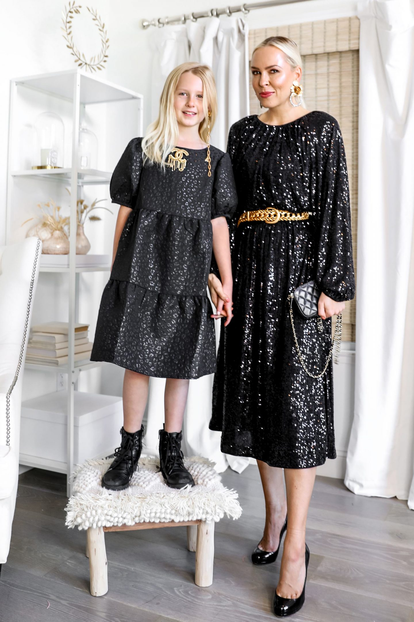 Love it, couldn't wear it reels style with my daughter Grace. Our favorite statement looks that we couldn't wear in 2020.