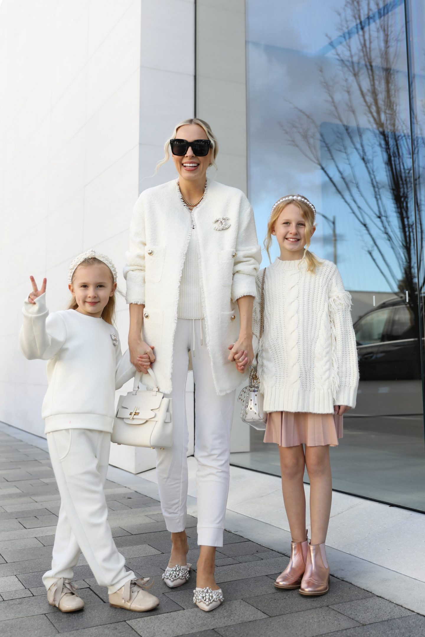 Best mommy and me style inspiration, by San Francisco fashion blogger Lombard & Fifth.