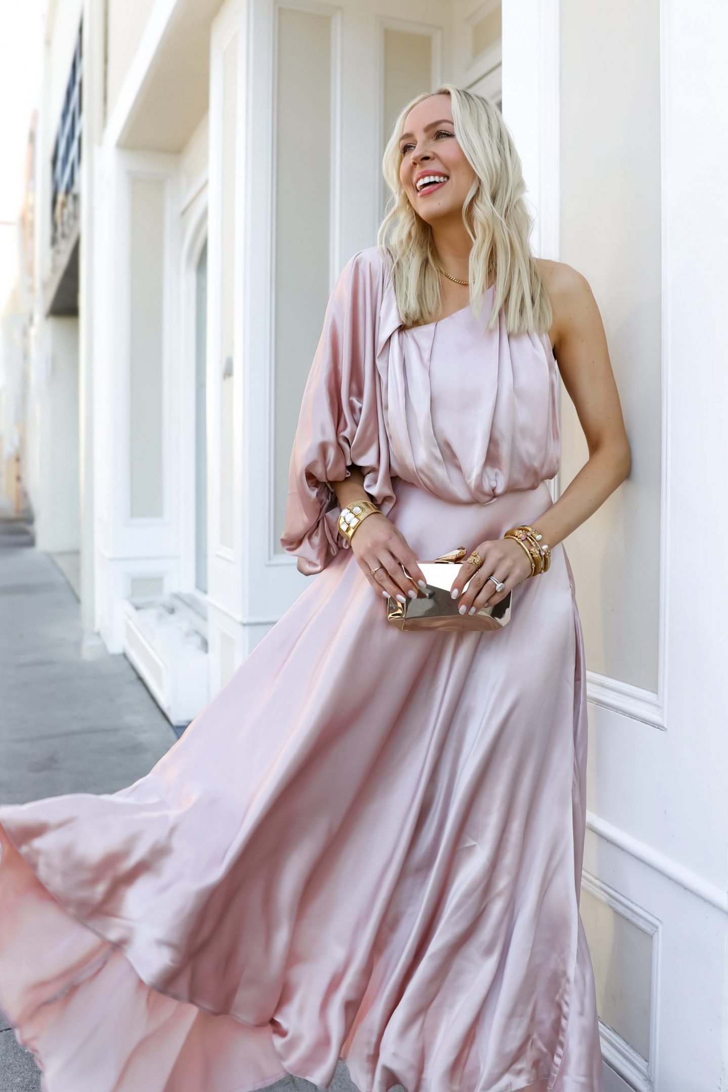 Wedding guest dresses and style inspiration for summer, by fashion blogger Lombard & Fifth.