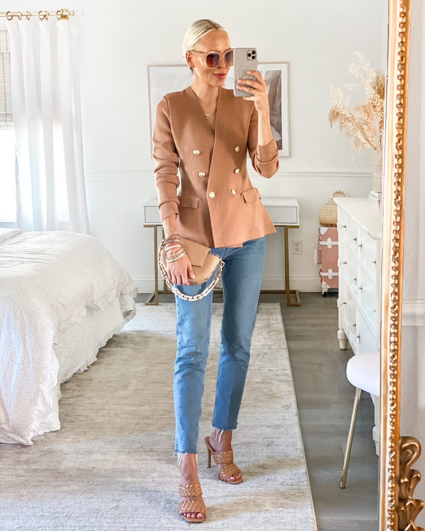 10 outfit ideas for fall, outfit inspiration by Veronica Levy, Lombard & Fifth.